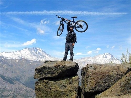 Multi Day MTB Tour Chile