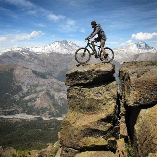 Mountain Bike Tours Altos de Lircay Chile