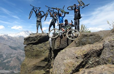 Mountain Bike Tour – Altos de Lircay National Reserve 2 Days