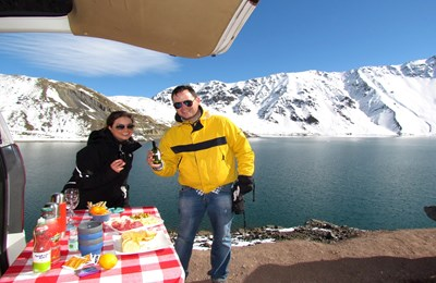 Private Andes Day Trip - Maipo Valley & El Yeso Reservoir