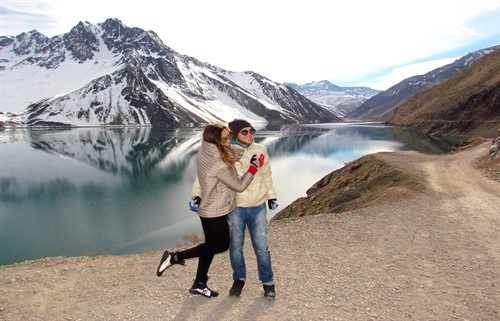 Day Tour Embalse el Yeso Chile