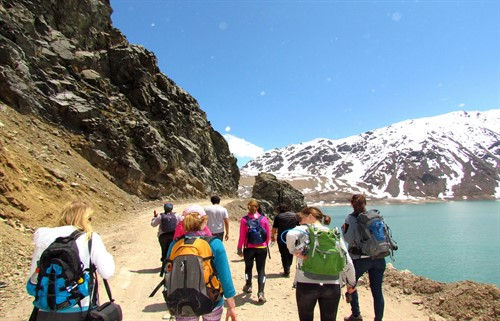Tour embalse el Yeso Santiago