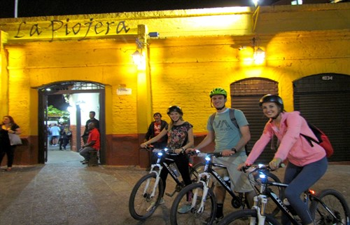 Bike Tour Santiago - Huaso Tours & Bike Rental