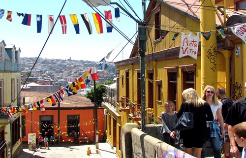 Valparaiso city tour