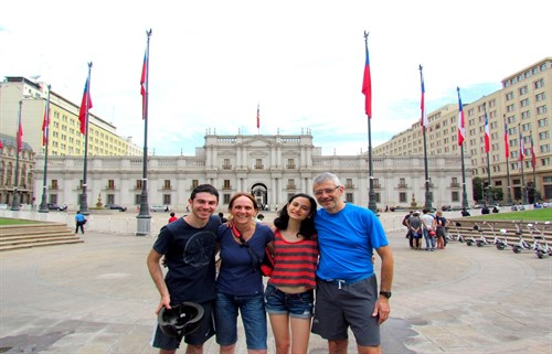 Tour en Santiago Chile - Huaso Tours