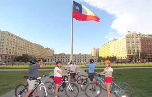Bike Tour Santiago - Santiago City Bike Tour