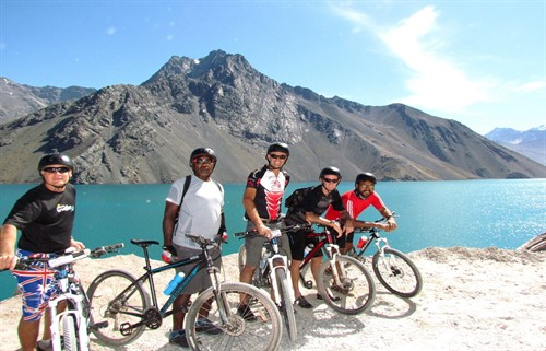 Santiago de Chile Mountain Bike Trips