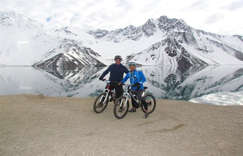 Embalse el Yeso Bike Tour