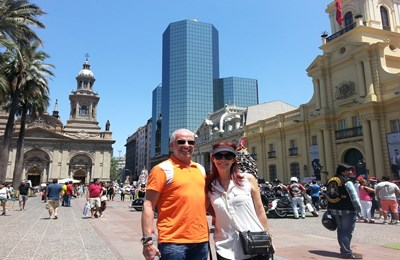 Private Santiago Walking Tour - 3 hours